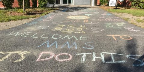 MMS Chalk Walk