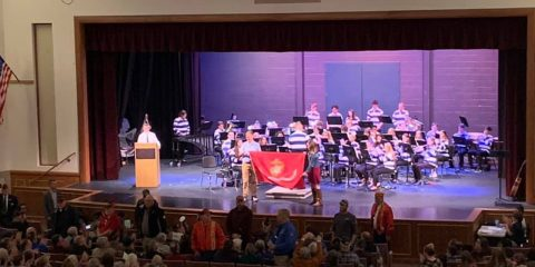 Annual Veteran's Day Assembly